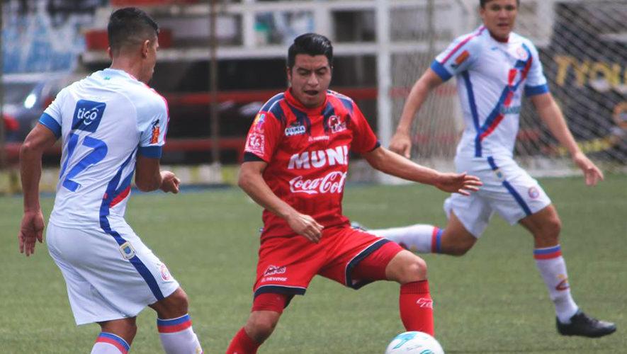 Partido de Malacateco y Xelajú por el Torneo Clausura | Enero 2018