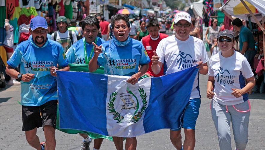 Maratón Corramos por el Lago de Atitlán | Abril 2018