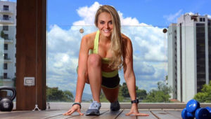 Charla gratuita de fitness con Marcela Tanchez   Enero 2018