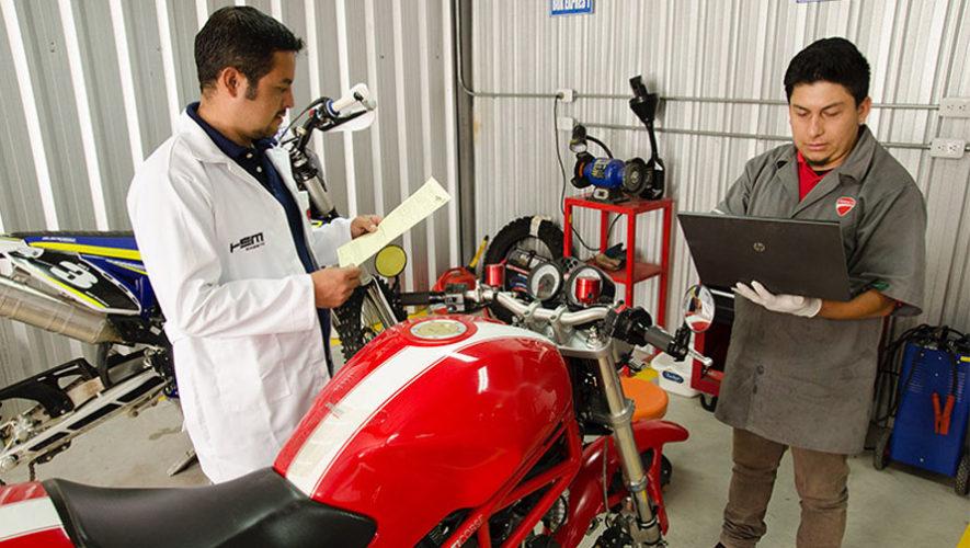 Jornada gratuita de servicios para motos | Enero 2018
