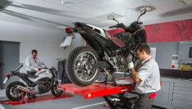 Servicio gratuito para motos de todas las marcas   Enero 2018