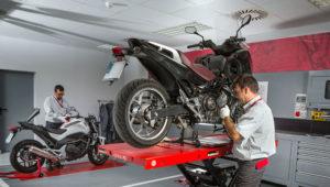 Servicio gratuito para motos de todas las marcas | Enero 2018
