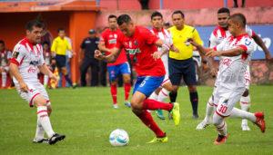 Partido de Municipal y Malacateco por el Torneo Clausura | Enero 2018