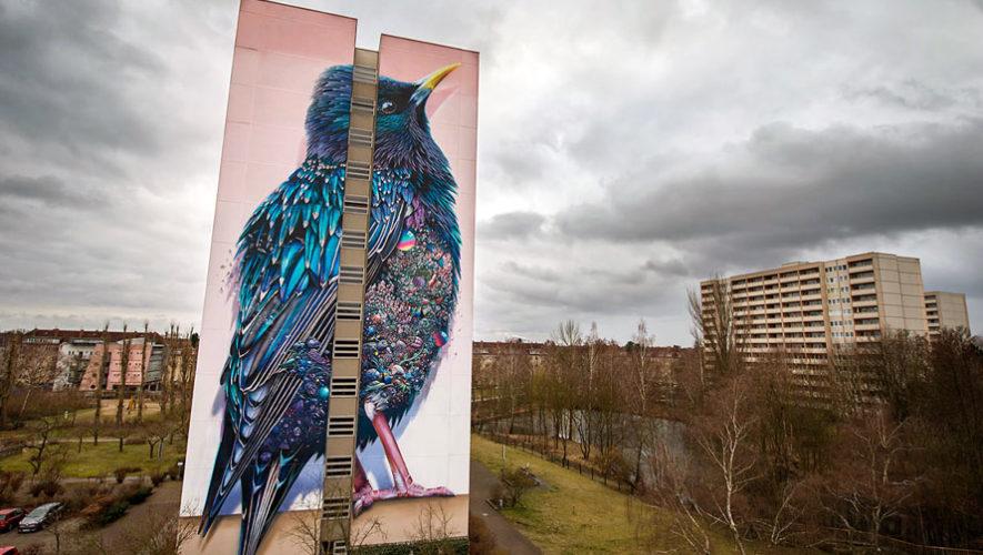 Convocatoria para realizar un mural artístico en el Centro Histórico | Enero 2018