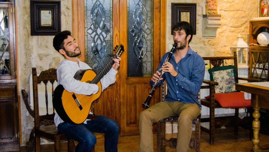 Recital gratuito de música instrumental en Guatemala | Enero 2018