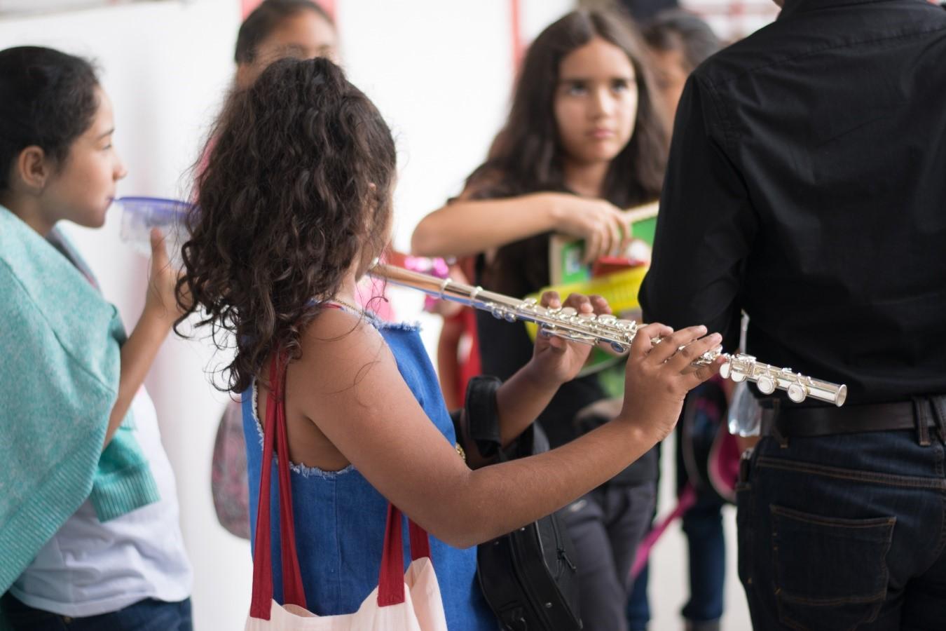 programa pedagógico musical