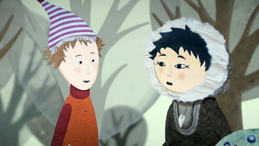 Proyección gratuita de la película Nieve y los Árboles Mágicos | Enero 2018
