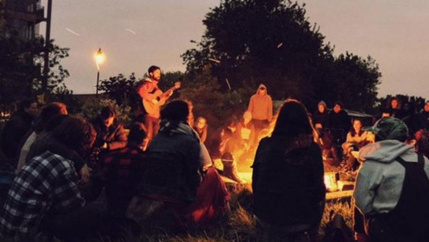 Fogata, show de luces y música para iniciar la época navideña en Deco City | Noviembre 2018