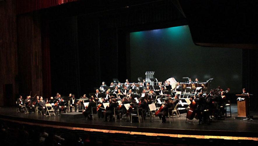 Concierto de valses de la Orquesta Sinfónica Nacional de Guatemala | Febrero 2018