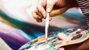 Aprende a pintar en Antigua Guatemala | Febrero 2018