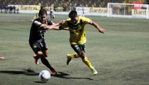 Partido de Petapa y Marquense por el Torneo Clausura   Enero 2018