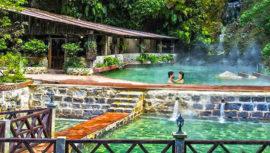 Piscinas termales en Guatemala para visitar en pareja