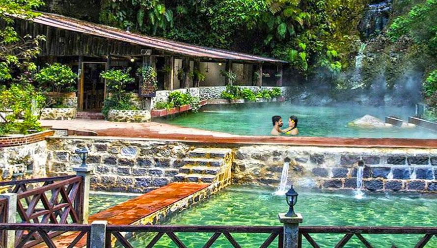 Piscinas termales en guatemala para visitar en pareja for Piscinas termales