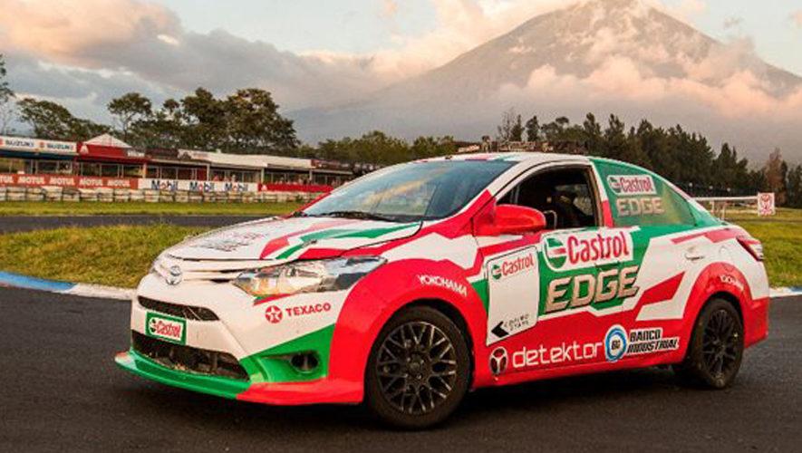 Primera Copa Nocturna Toyota de Automovilismo | Enero 2018