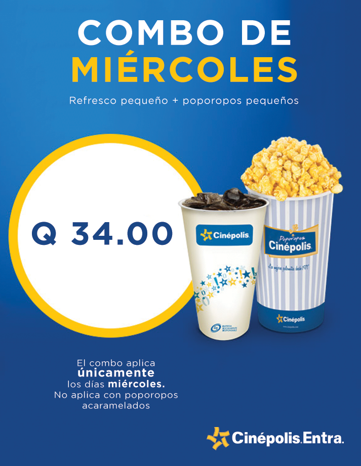 Todas las promociones que hay en los cines de guatemala for Cines arenys precios