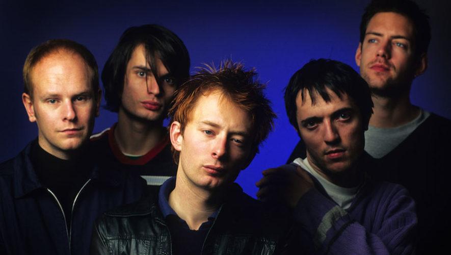 Noche de música de Radiohead en SOMA   Enero 2018