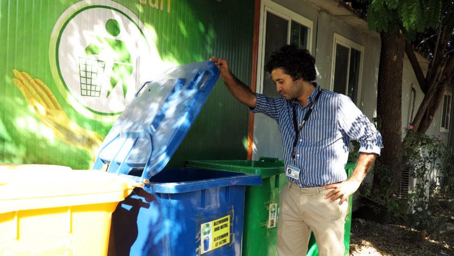 Feria ecológica en la Ciudad de Guatemala | Enero 2018