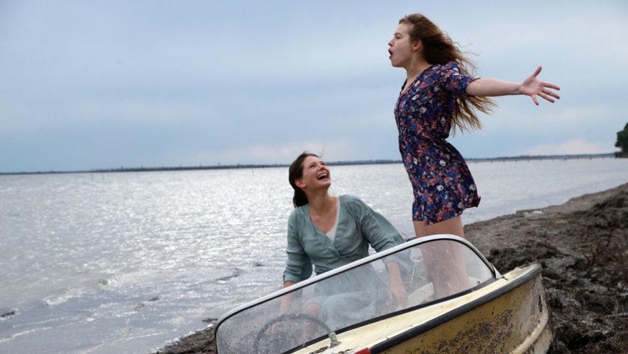 Noche de cine al aire libre, película Respira | Febrero 2018