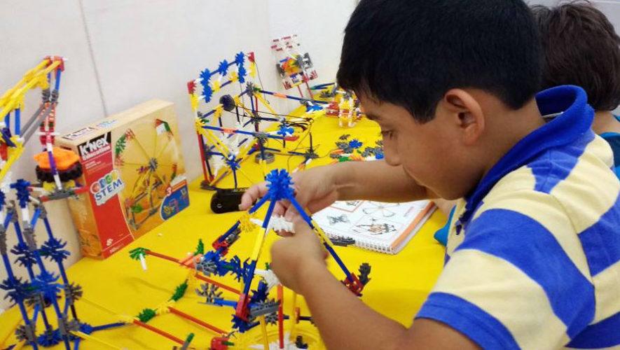 Taller gratuito de robótica para niños   Enero 2018