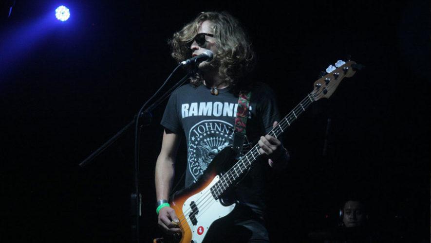 Banda de Xela en concierto en Ciudad de Guatemala | Enero 2018