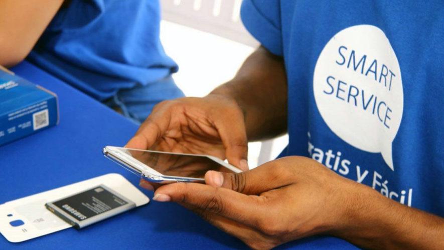 Feria de Servicio Gratuito de Samsung en Guatemala | Enero 2018