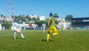 Partido de Sanarate y Petapa por el Torneo Clausura   Enero 2018
