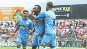 Partido de Sanarate y Suchitepéquez por el Torneo Clausura | Enero 2018
