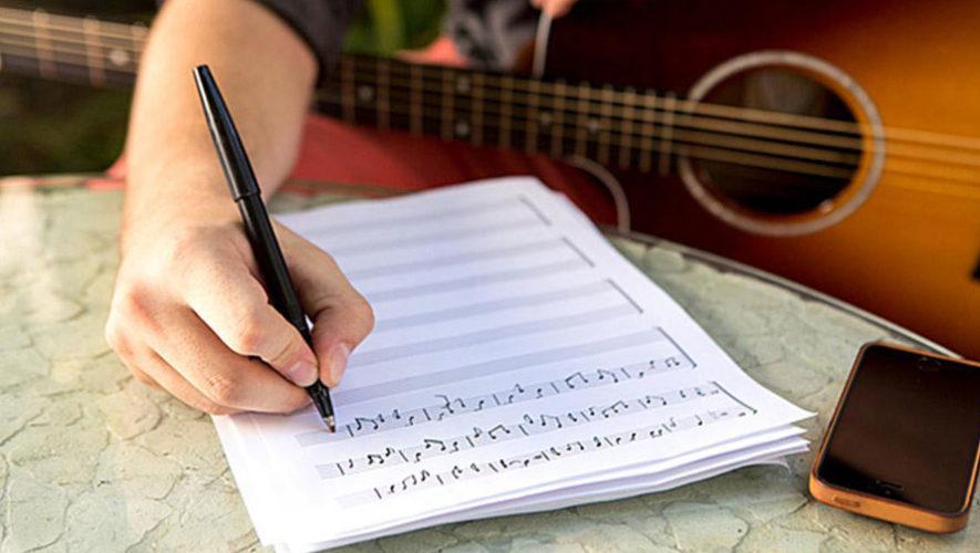 Taller de escritura musical | Febrero 2018