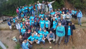 Reunión de voluntarios de Techo Guatemala | Enero 2018