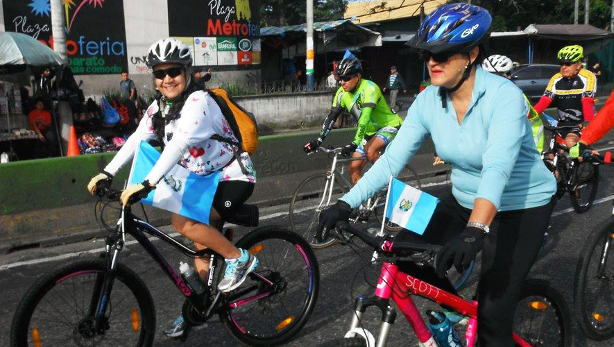 Tour en bicicleta por la Ciudad de Guatemala | Enero 2018