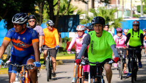 Colazo dominical urbano en bicicleta | Febrero 2018