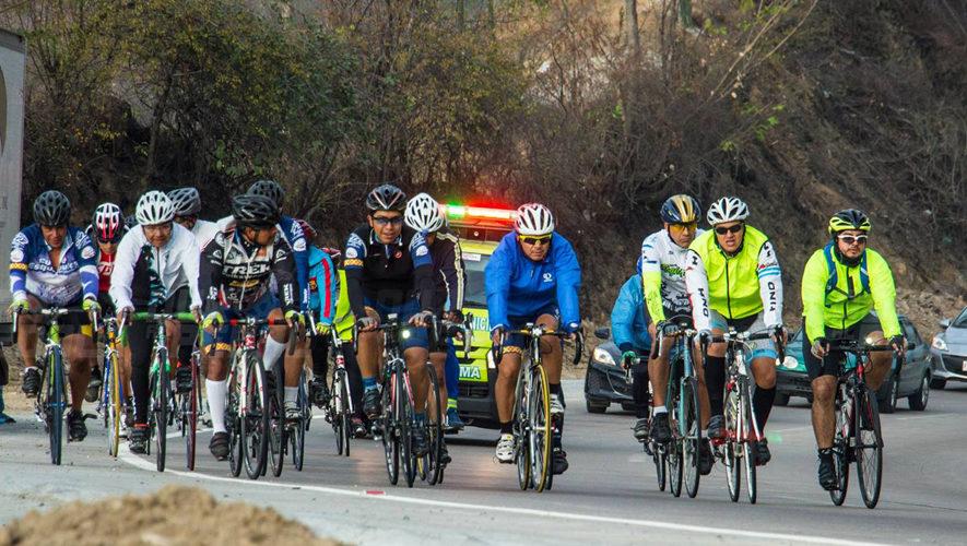 Travesía en bicicleta a Esquipulas | Enero 2018