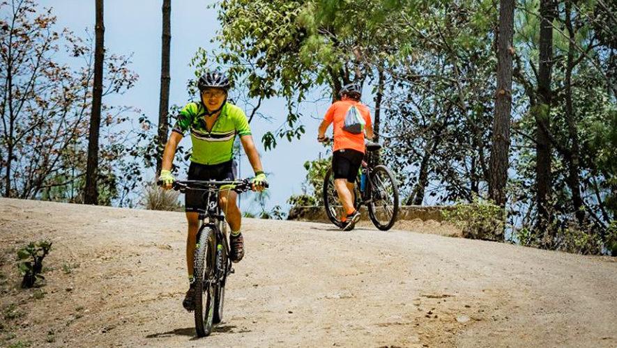 Travesía en bicicleta de Tecpán a Panajachel | Febrero 2018