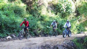 Travesía MTB en bicicleta en Monterrico | Enero 2018