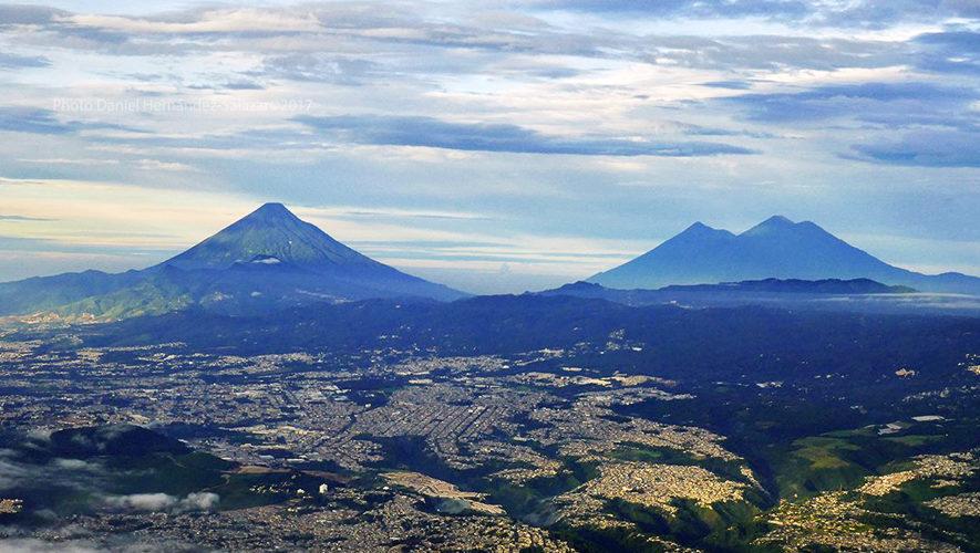 La Trilogía: Ascenso a volcanes Agua, Fuego y Acatenango | Enero 2018