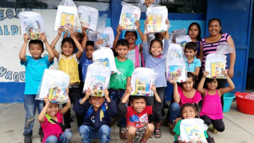 Recolección de útiles escolares para niños de escasos recursos | Enero 2018