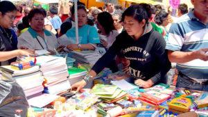 Recaudación de útiles escolares para escuela en Tecpán | Enero 2018