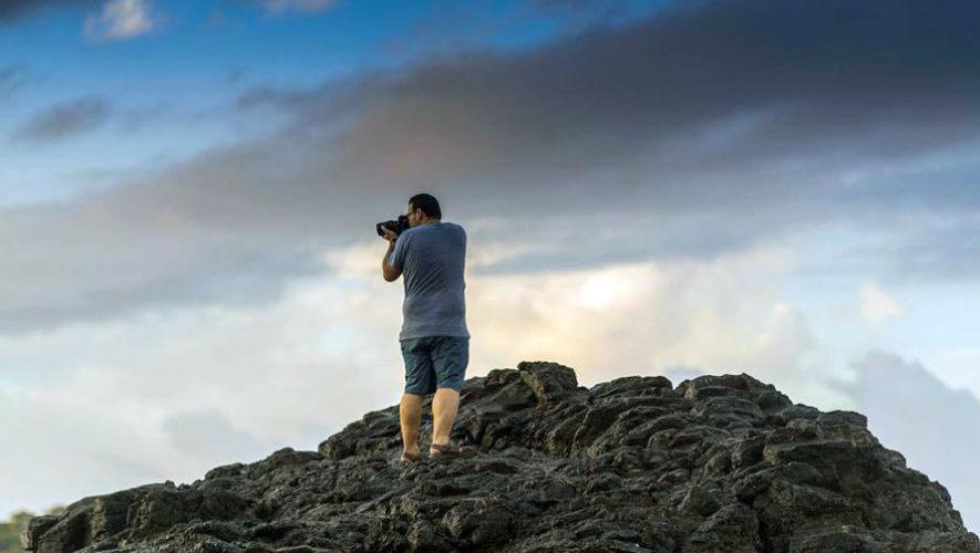 Tour fotográfico en el Volcán de Fuego | Febrero 2018