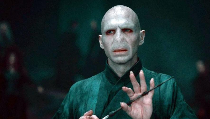 Proyección de la película Los Orígenes de Voldemort   Enero 2018