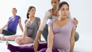 Taller de Yoga para embarazadas | Febrero 2018