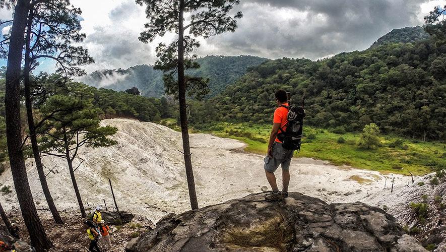 Ascenso a volcanes Tecuamburro y Cerro Alto | Febrero 2018