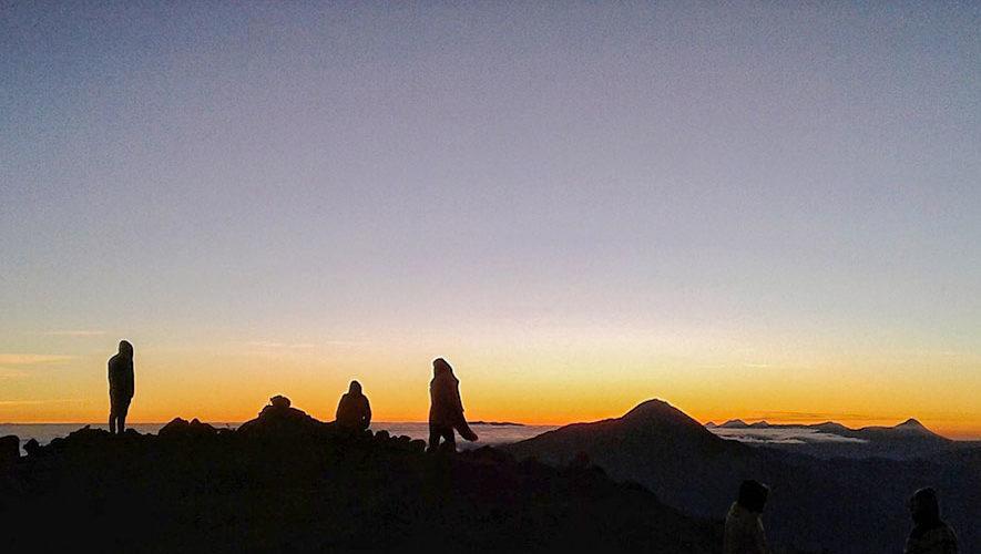 Ascenso y campamento al volcán Tacaná | Marzo 2018