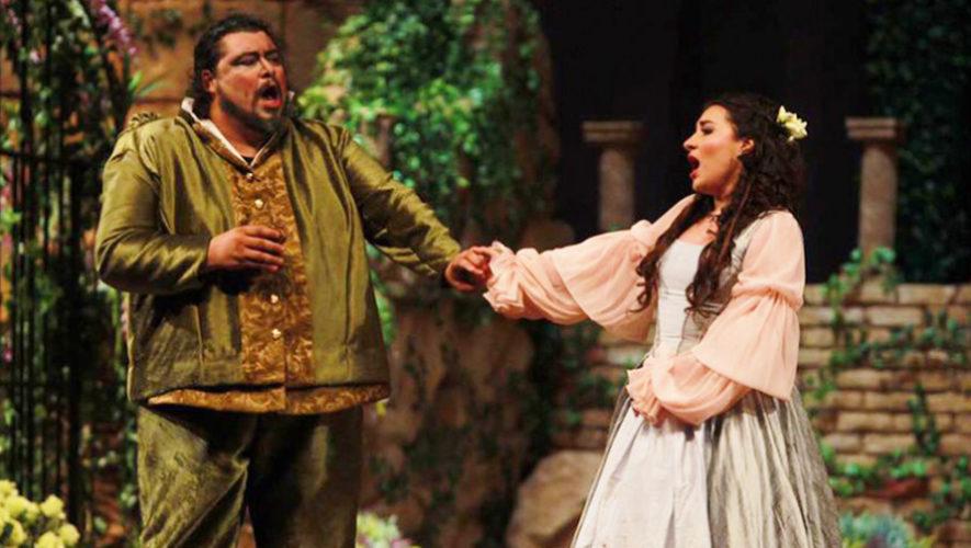 Buscan cantantes de ópera para obra en el Centro Cultural Miguel Ángel Asturias