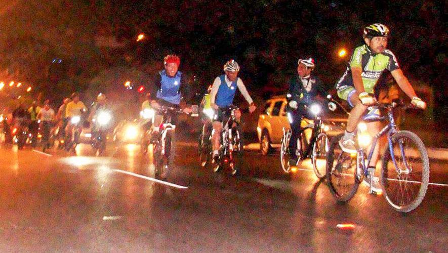 City Tour Nocturno en bicicleta | Marzo 2018