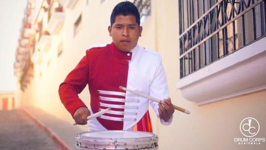 Conoce la historia Eduardo Baten, campeón latinoamericano de solistas de percusión