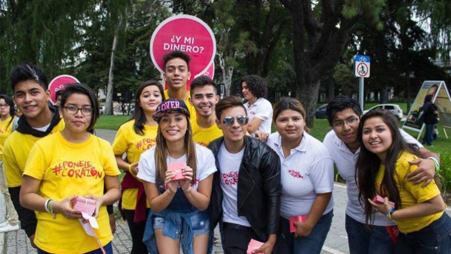 Convocatoria de voluntarios 2018 para Teletón Guatemala