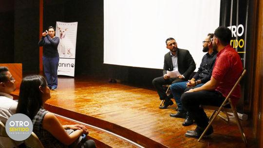 Cortometraje guatemalteco Otro Sentido busca integrar público sordo y oyente