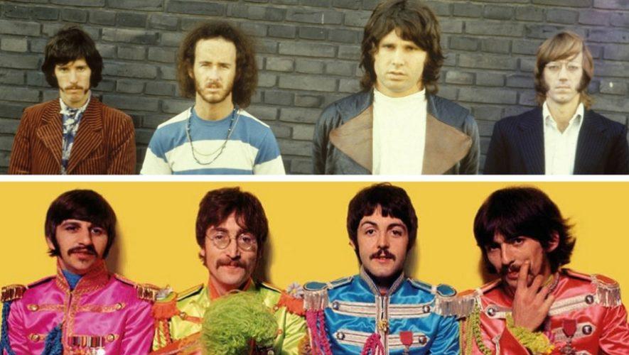 Tributo a The Doors y The Beatles en Casa Celeste   Marzo 2018
