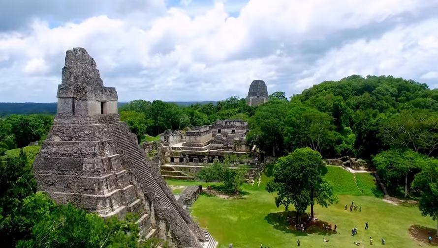 Estos fueron los tesoros mayas que encontró National Geographic en Guatemala