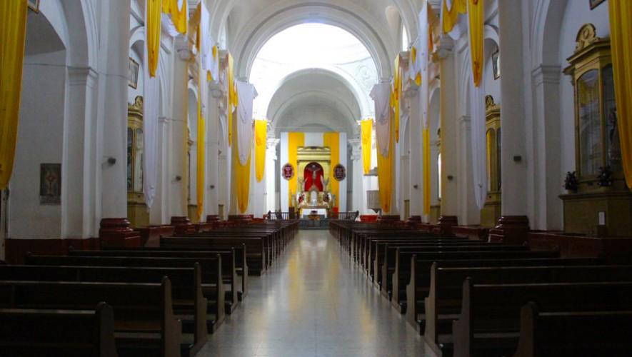 Iglesia La Recolección Zona 1